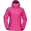 Norrøna W's Lofoten Alpha Jacket Crash Pink